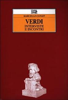 Warholgenova.it Verdi. Interviste e incontri Image