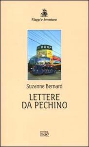 Lettere da Pechino - Suzanne Bernard - copertina