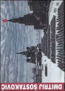 Dmitrij Sostakovic - copertina