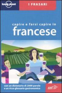 Capire e farsi capire in francese - copertina