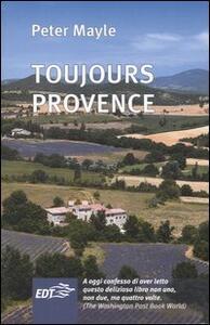 Toujours provence - Peter Mayle - copertina
