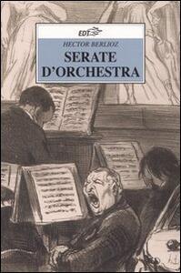 Serate d'orchestra - Hector Berlioz - copertina