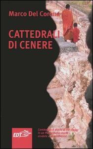 Cattedrali di cenere - Marco Del Corona - copertina