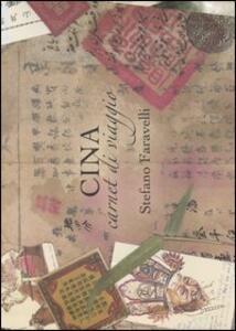 Cina. Carnet di viaggio - Stefano Faravelli - copertina