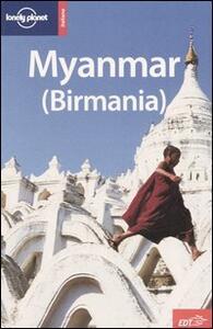 Myanmar (Birmania) - Robert Reid,Michael Grosberg - copertina