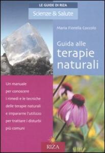 Guida alle terapie naturali - M. Fiorella Coccolo - copertina