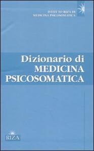 Dizionario di medicina psicosomatica - copertina