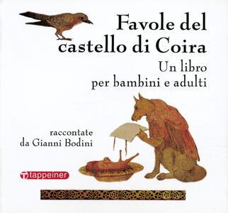 Le favole del castello di Coira - Gianni Bodini - copertina