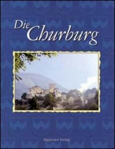 Castel Coira - Eberhard Daum - copertina