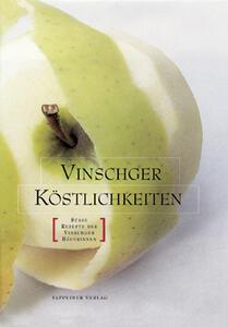 Vinschger Köstlichkeiten - Karin Bernhart - copertina