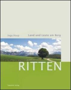 Ritten-Land und Leute am Berg - Inga Hosp - copertina