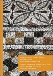 Denkmaljahrespflegebericht (2005-2006) - copertina