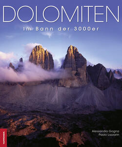 Dolomiten im Bann der 3000 - Alessandro Gogna,Paolo Lazzarini - copertina