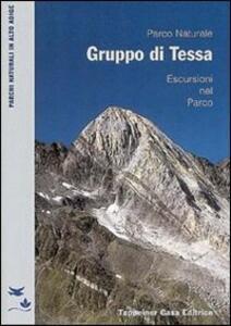Parco naturale Gruppo Tessa - copertina