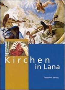 Kirchen in Lana - Richard Andreatta - copertina