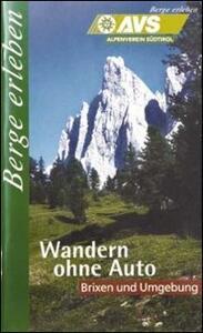 AVS Berge erleben. Brixen & Umgebung - copertina