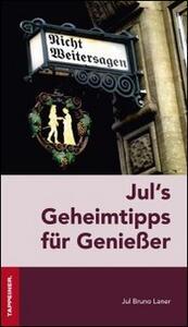 Jul's geheimtipps - Jul Bruno Laner - copertina