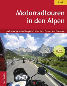 Motorradtouren in Südtirol. DVD - copertina