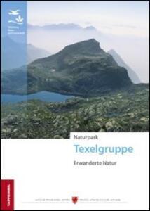 Naturpark texelgruppe - copertina