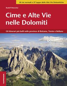 Vie normali delle Dolomiti. Tra Brenta, Dolomiti di Sesto, Fanes e Schiara.pdf