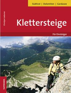 Klettersteige für Einsteiger - Christjan Ladurner - copertina
