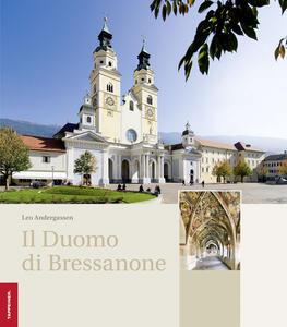 Il duomo di Bressanone - Leo Andergassen - copertina