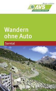 Wandern ohne Auto (AVS). Sarntal - copertina