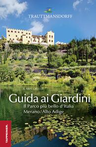 Guida ai giardini di Trauttmansdorff - Karin Ortler - copertina