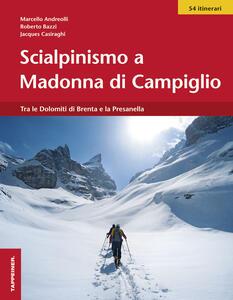 Scialpinismo a Madonna di Campiglio