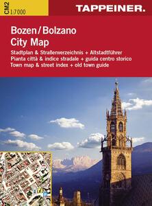 City Map Bolzano - copertina