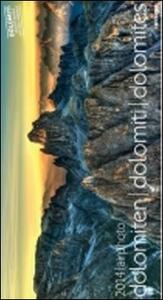 2014. Airphoto. Dolomiten-Dolomiti-Dolomites