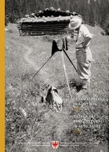 Tutela dei beni culturali. Annuario 2011 - copertina