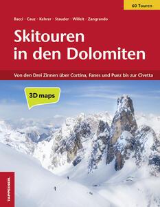 Skitouren in den Dolomiten