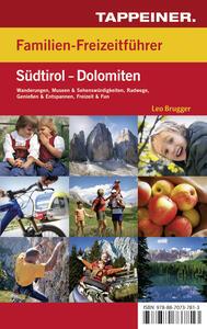Familien-Freizeitkarte Südtirol-Dolomite - copertina