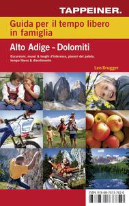 Carta e guida Alto Adige-Dolomiti - copertina