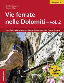 Premioquesti.it Vie ferrate nelle Dolomiti. Vol. 2 Image