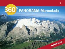 Winniearcher.com Marmolada. Carta panoramica 360° Image