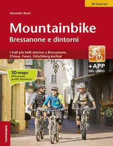 Daddyswing.es Mountainbike Bressanone e dintorni. I trail più belli attorno a Bressanone, Chiusa, Funes, Gitschberg-Jochtal. Ediz. illustrata Image