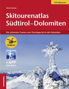 Daddyswing.es Skitourenatlas Sudtirol-Dolomiten  Image