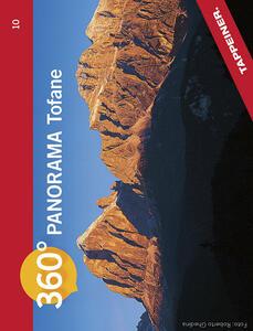 Tofane 360° panorama - copertina