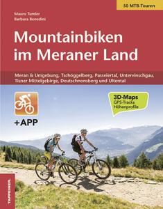 Mountainbiken im Meraner land. Con app