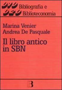Il libro antico in SBN