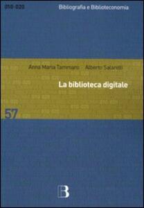 La biblioteca digitale