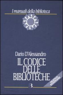 Letterarioprimopiano.it Il codice delle biblioteche Image