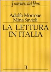 La La lettura in Italia copertina