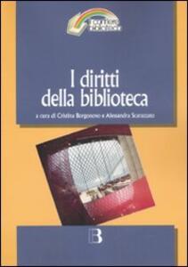 I diritti della biblioteca