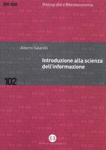 Introduzione alla scienza dell'informazione
