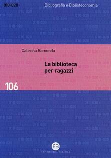 La biblioteca per ragazzi.pdf