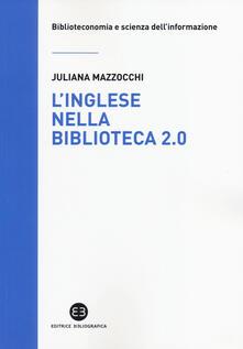 Voluntariadobaleares2014.es L' inglese nella biblioteca 2.0. Corso di letture, comprensione ed esercizi guidati per la professione, la didattica e i concorsi Image