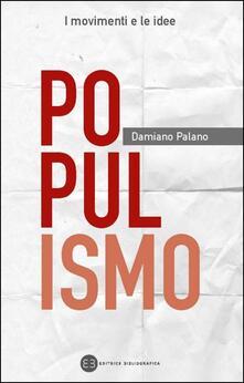 Rallydeicolliscaligeri.it Populismo Image